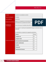 Guía de Proyecto - U1