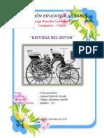 Monografia Historia Del Motor