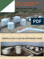 8.1 Almacenamiento y Transporte de Derivados 2017-1