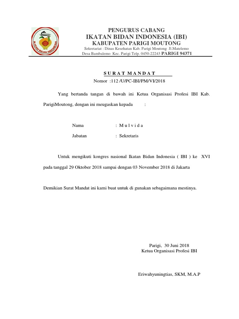 Surat Mandatdocx