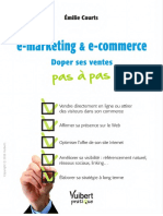 (Pas à pas.) Courts, Émilie-E-marketing & e-commerce _ doper ses ventes-Vuibert pratique (2015)