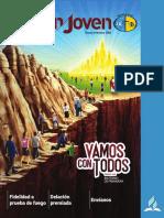 Revista Acción Joven 3er. Trimestre 2018
