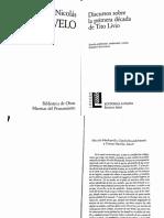Maquiavelo–Discursos sobre la primera década de Tito Livio_ selección
