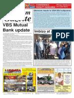 Platinum Gazette 13 July 2018