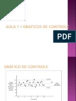 Aula 7 – Graficos de Controle