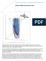 Assessing Risks in Mineral Resource Estimation-LF Blog