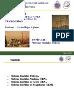 1.1 Sistema Eléctrico Chileno