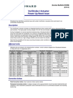 VariStroke-I Actuator Power Up Reset Issue_Service Bulletin_1596_NEW