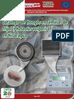 Catálogo de enfermedades producidas por Hongos en fríjol