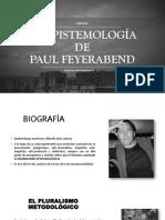 LA EPISTEMOLOGÍA de feyerabend  GRUPO 2.pptx