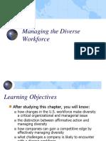 Diversity and Management Skills