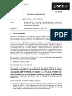 088-13 - Pre - Maria Ximena Schmiel Balarezo-termino -Injustificadamente