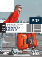 Baggage Report 2018 Spanish