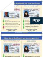 Which Form of ID Works Best for You