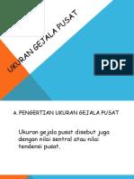 PPT Statistika Ukuran Gejala Pusat-1-1