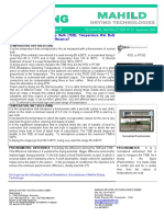 Technical News Letter Nº01 (Mahild Drying Technologies)