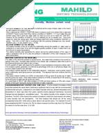 Technical News Letter Nº02 (Mahild Drying Technologies)