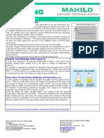 Technical News Letter Nº05 (Mahild Drying Technologies)