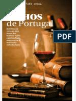 Vinhos de Portugal - 30 Maio 2018