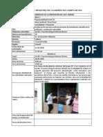 Cuaderno de Campo II Unidad - Uladech
