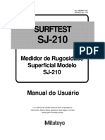 Manual Rugosimetro
