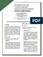 Paper Espanmax