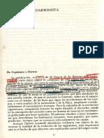 """La revolución darwinista"" (Ayala)"