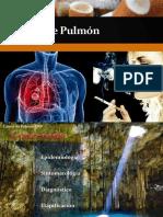 Generalidades CaNCEERR Pulmón
