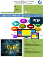 web lab manual.pdf