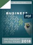2018 Business catalog