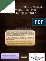 Evaluacion Estructural de Pavimento Por Deflectometria
