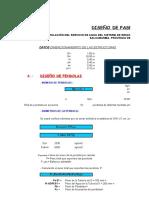 DISEÑO DE PASE AEREO L=10M