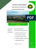 Geologia de CajasJunin-Perú