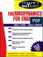 Schaums Thermodynamics for Engineers