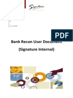 Bank Recon User Doc