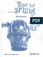 Time for Learnig 1 Workbook