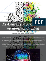 Armando Nerio Hanoi Guedez Rodríguez - El Ajedrez y la psicología, un matrimonio ideal