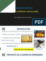 2da.sem.-Enlaces Interatómicos e Intermoleculares