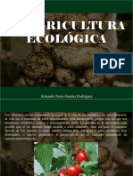 Armando Nerio Guedez Rodríguez - La Agricultura Ecológica