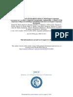 ACC ACR CCTA Expert Consensus 2663