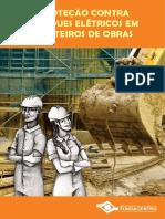 Cartilha - Proteção Contra Choques Elétricos Em Canteiros de Obras - 2018