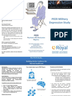 PEER Study Brochure - English