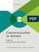 23. Communication in Autism