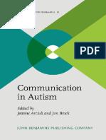 23. Communication in Autism