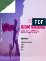 NUEVOS PARADIGMAS en la educación