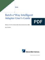 Batch eWay Java SRE