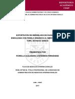 Exportacion de Mermelada de Guanabana a New York