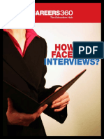 How to Face PSU Interviews