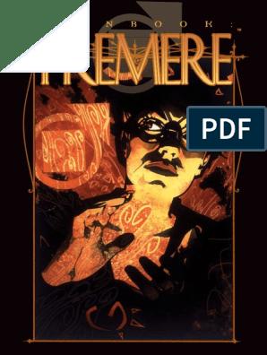 Tremere antitribu Goratrix VTES V:TES Final Nights
