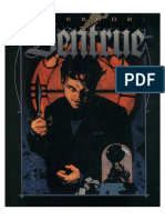 Clanbook Ventrue (Revised Edition) (2000) WW2358 (With Bookmarks)